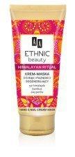 AA Ethnic Beauty Krem Maska Do Rąk i Paznokci Regenerujący Himalajski Rytuał 75ml