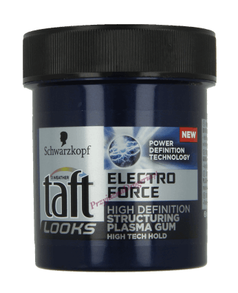 TAFT Looks Electro Force Guma Plazmowa Do Włosów 130ml