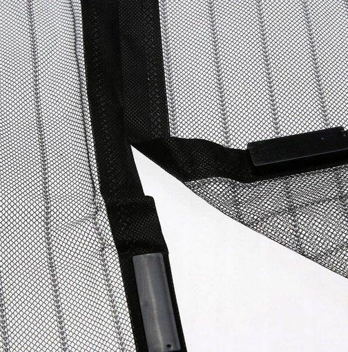 MOSKITIERA SIATKA NA OWADY MAGNETYCZNA 100 x 208 cm