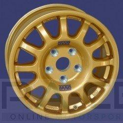 Braid Fullrace T ACROPOLIS, 6,5x15 - złoty