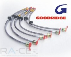 Przewody Goodridge, Opel Astra G (F69)/ Scheibe hinten +