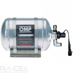 System gaśniczy OMP Platinum Collection - aluminiowy, elektryczny 1,3L