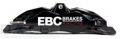 Zestaw hamulcowy BIG BRAKE KIT EBC BBK007BLK/2
