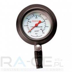 Profesjonalny manometr analogowy Racetech