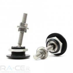 Zapinki typu push clip TI Motorsport 45mm