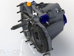 Sekwencyjna 5-biegowa skrzynia biegów Quife Honda B-seria