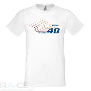 T-shirt Sparco 40th