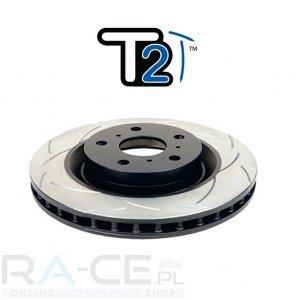 Tarcza hamulcowa DBA T2 series Focus RS - przednia
