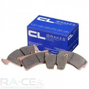 Klocki hamulcowe CL Brakes, RC5+, Honda Civic Type-R, oś tylna