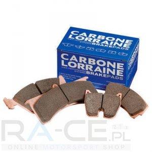 Klocki hamulcowe CL Brakes, RC8, Renault Megane RS, oś przednia