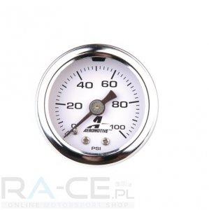 Wskaźnik ciśnienia paliwa Aeromotive