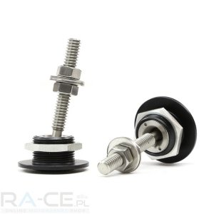 Zapinki typu push clip TI Motorsport 32mm