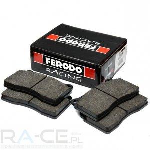 Klocki hamulcowe Ferodo DS2500, BMW E46 M3, oś przednia