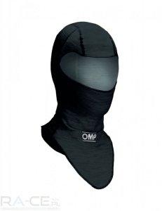Kominiarka jednootworowa OMP ONE, czarna