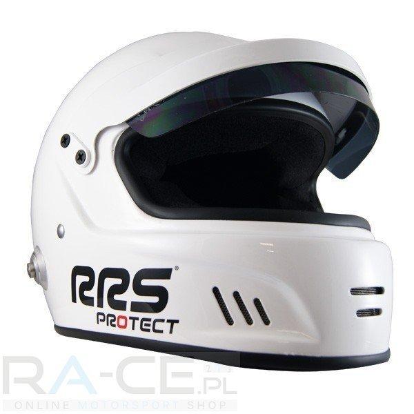 Kask zamknięty ze szczęką RRS Protect Rally