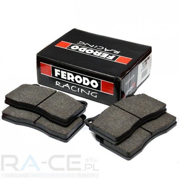 Klocki hamulcowe Ferodo DS2500, Citroen C2 VTS 1,6 16v, oś przednia.