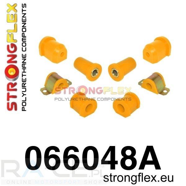 066048A Zestaw poliuretanowy przedniego zawieszenia SPORT, Fiat