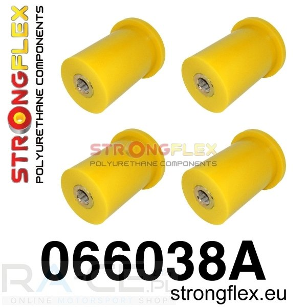 066038A Zestaw poliuretanowy wahaczy tylnych SPORT, Fiat