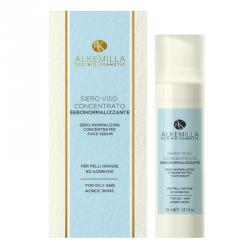 Równoważące serum do twarzy do skóry tłustej i trądzikowej - Alkemilla