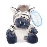 Carte Blanche Niebieski Nosek Zebra