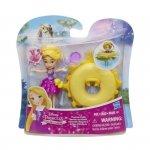 Hasbro Disney Princess Mini Plywające laleczki, Roszpunka