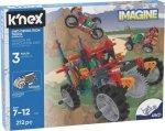 K'nex K'Nex Imagine ciężarówka 4WD - zestaw konstrukcyny