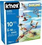 K'nex K'nex Imagine pojazdy latające - zestaw konstrukcyjny