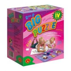 Puzzle Big IV 24 Elementy