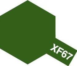 Farba Acrylic Mini XF-67 NATO Green