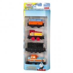 Fisher Price Zestaw lokomotywek Tomek i Przyjaciele