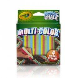Crayola Kreda chodnikowa multikolor 5 sztuk