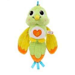 Little Tikes Papużki nierozłączki kołysanka, zielona
