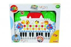 Simba Keyboard ze zwierzątkami