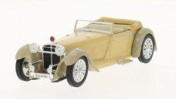 WHITEBOX Daimler Double Six 50 Convertible RHD 1931 (dark beige/grey)