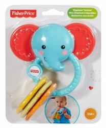Fisher Price Gryzak słonik