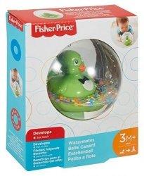 Fisher Price Kaczuszka kąpielowa, zielona