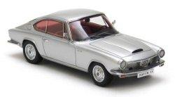 NEO MODELS Glas 1300 GT 1965 (metallic silver)