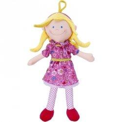 Lalka szmaciana Tonia 31 cm, blondynka