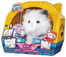Cobi Maskotka Little Live Pets - Kicia mój wymarzony kotek
