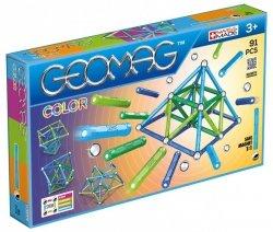 Geomag Klocki magnetyczne Color 91 elementów
