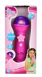 Simba My Music World Różowy mikrofon
