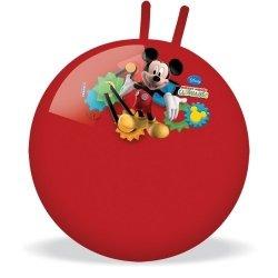 Piłka skacząca Mickey Racers 50 cm