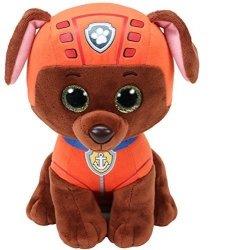 Meteor Maskotka TY Beanie Babies Psi Patrol, Zuma 24 cm