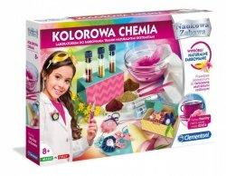 Clementoni Kolorowa chemia