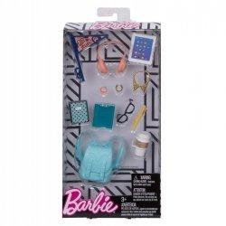 Mattel Zestaw akcesoriów do szkoły Barbie