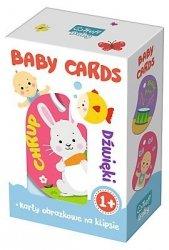 Trefl Baby Cards - Dźwięki