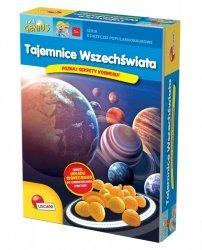 Liscianigiochi Książeczka Im a Genius - Tajemnice wszechświata