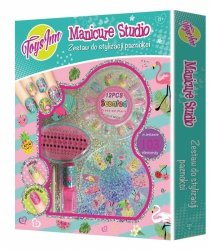Zestaw Manicure Studio Flaming