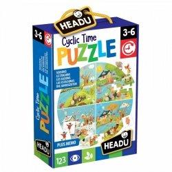 Russell Headu Puzzle Cykl Czasu