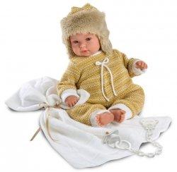 Lalka Bobas Bebito noworodek 36 cm